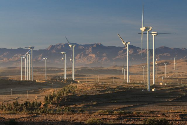 Vergnet Proud as Sub-Saharan Africa's Largest Wind Farm at Ashegoda, Ethiopia, Officially Powers Up