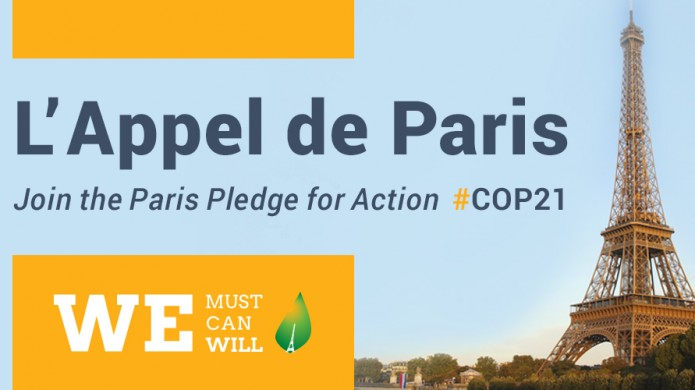 Non-state Actors Pledge For Action Following COP21