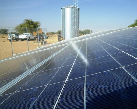 PMAEPS SOLAR PUMPING PROJECT Republic of Niger, West Africa