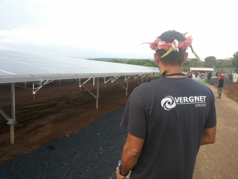 Vergnet Shines Light on Official Inauguration of Pohnlangas Solar Project, Pohnpei