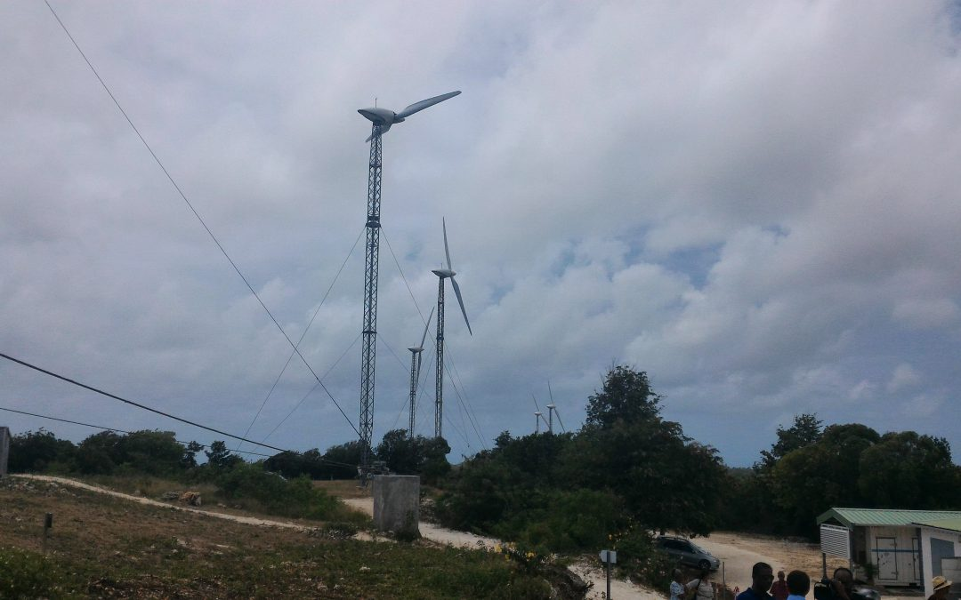 Vergnet Welcomes Inauguration of  Petite Place Wind Farm, Guadeloupe