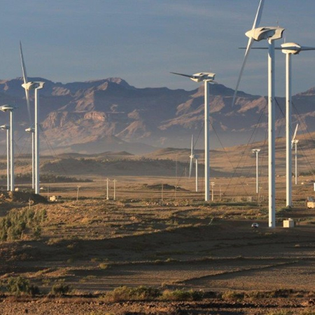 Electricity Generated from Sun and Wind Rises by 70 Per Cent