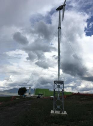 Vergnet Completes Wind Project in Italy